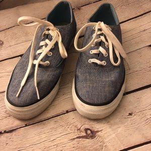 Sperry Top-Sider Canvas Sneakers Boat Shoe